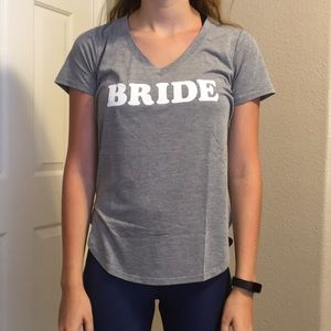 Tops - Bride T- Shirt